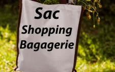 Sacs shopping et bagagerie